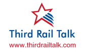 Logo for Third Rail Talk thirdrailtalk.com